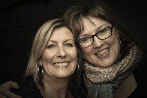 Cathy & Lorie